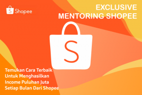 Exclusive Mentoring Shopee