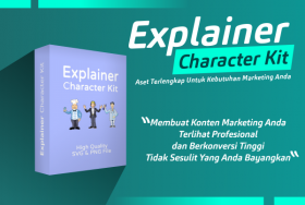 Explainer Character Kit