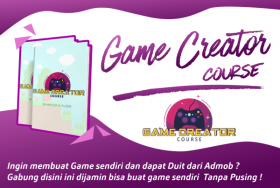 Game Creator Course