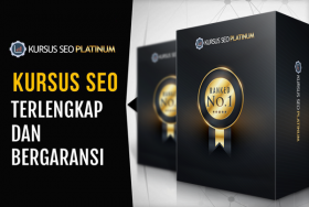 Kursus SEO Platinum EVOLUTION