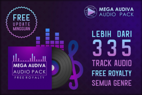 Mega Audiva Audio Pack