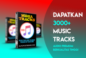 MEGA TRACKS DOWNLOAD KOLEKSI AUDIO INSTRUMEN BACKGROUND PREMIUM BERKUALITAS TINGGI
