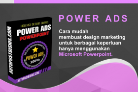 Power Ads - Koleksi Desain Grafis Design Marketing