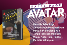 SALES PAGE AVATAR