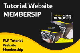 Tutorial Website Membership PLR Licence